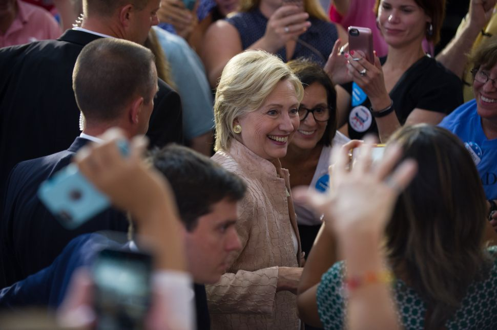 Clinton Can Play It Safe—But That Won't Help Her Party