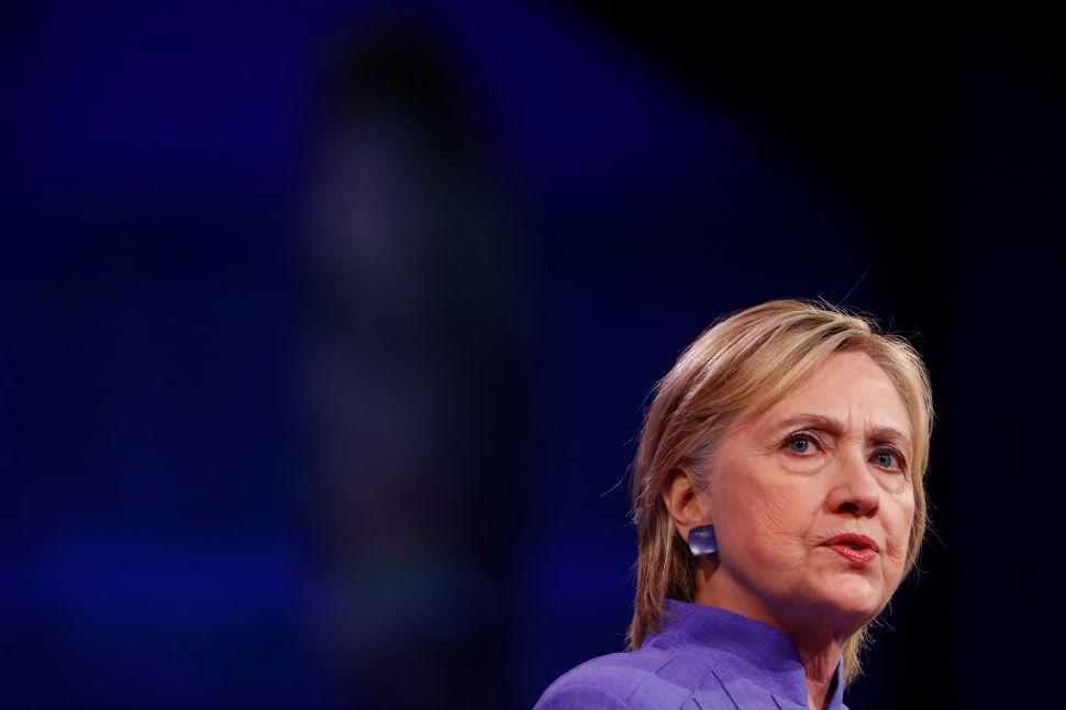 New ABC/Washington Post Poll: Clinton as Disliked as Trump