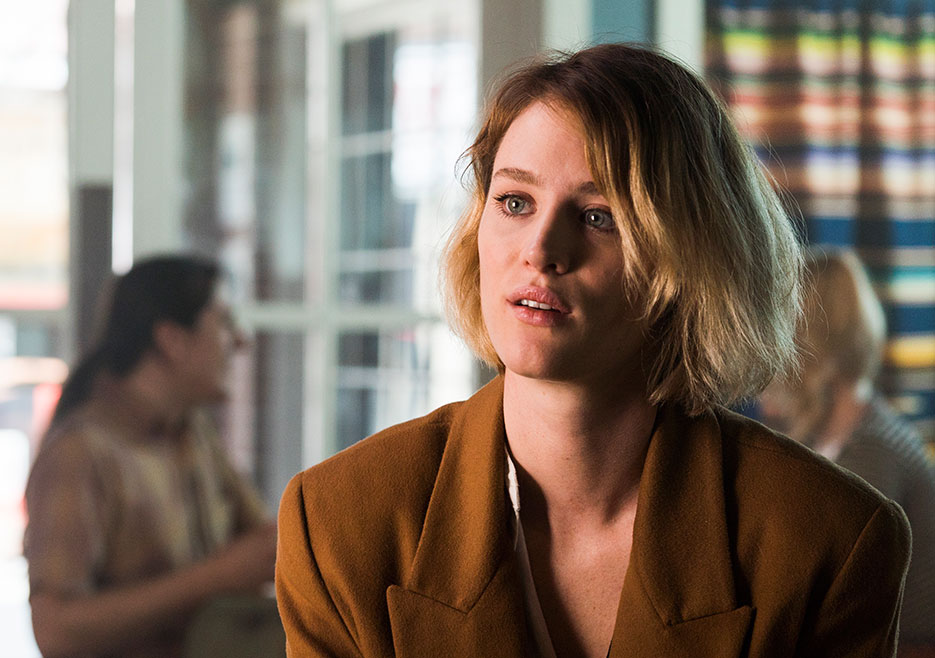 Lipstick Ambition: 'Halt and Catch Fire' Dresses for Success