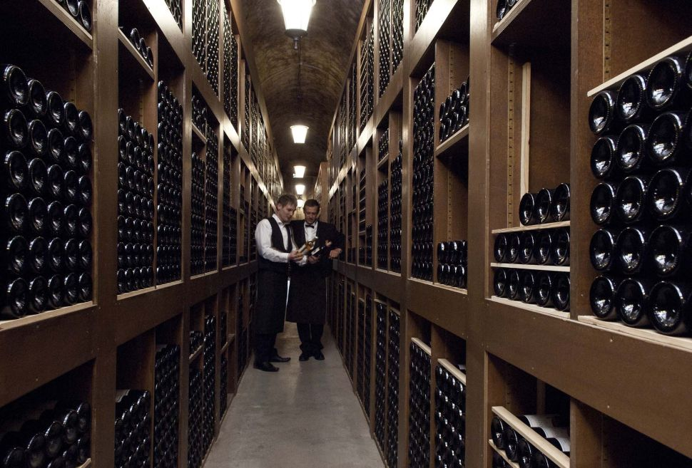 The Legendary Wine Cellar Hidden Beneath Monte Carlo
