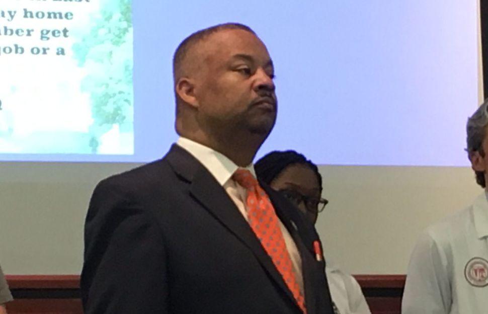 Payne, Jr. Considers Gun Reform on NJ Capitol Report
