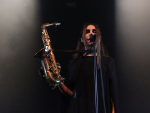 PJ Harvey at Terminal 5 on Monday, August 15, 2016