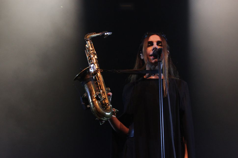 PJ Harvey's First US Show in 5 Years Held a Mirror to Washington