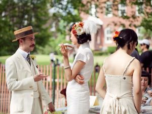 Jazz Age Lawn Party.