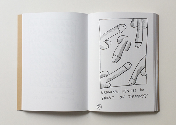 Keith Haring's Dick Pics, New Video Game Is Like Being Inside Art…And More