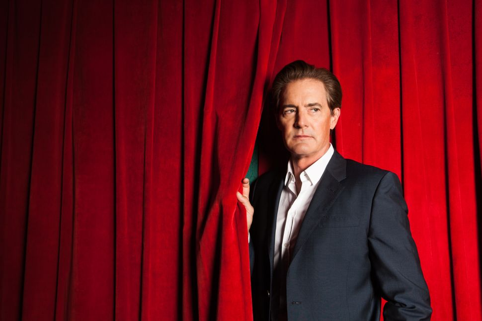 Keep Kyle MacLachlan Weird: David Lynch's Muse Happily Returns Home