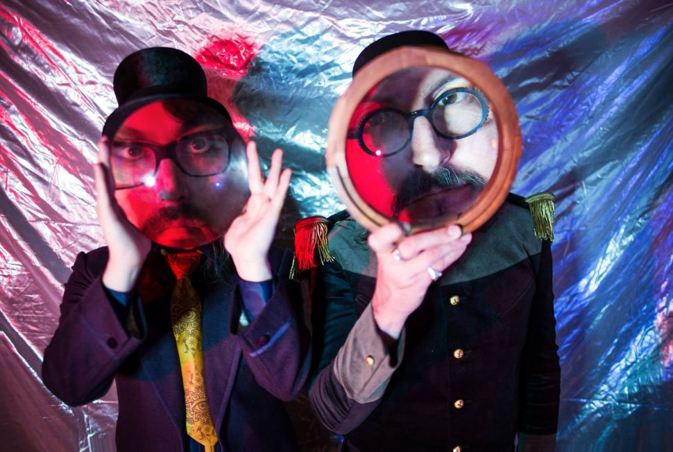 Sean Lennon and Les Claypool Team Up for a Blissfully Weird Supergroup