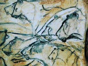 Interior of the Chauvet Cave. (Photo: Wikimedia Commons)