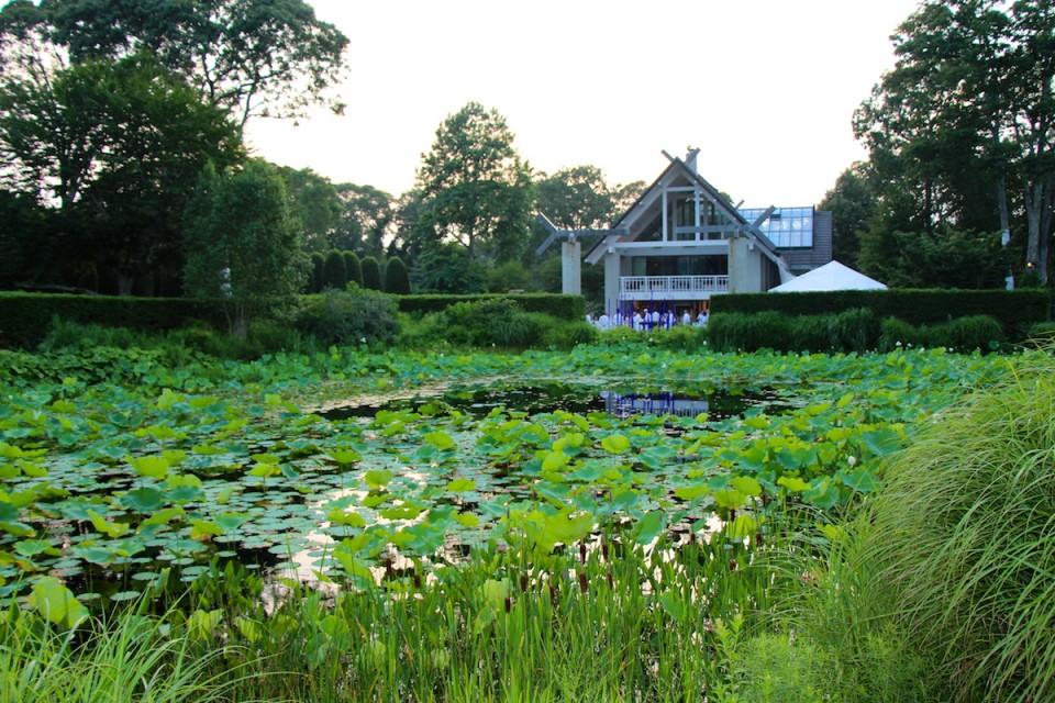 The LongHouse Sculpture Garden in East Hampton Is Great Summer Garden Inspiration