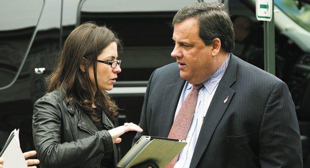 Comella Trades Christie for Cuomo