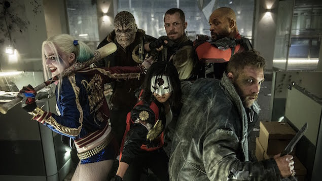 Just Released: Script for 'Suicide Squad' Deleted Scene