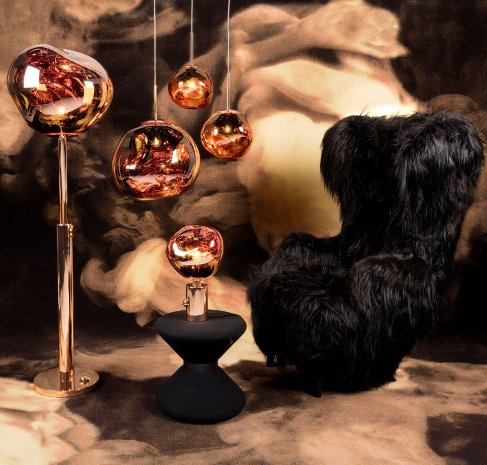 'It's Lit' Has a Specific Meaning for Designer Tom Dixon