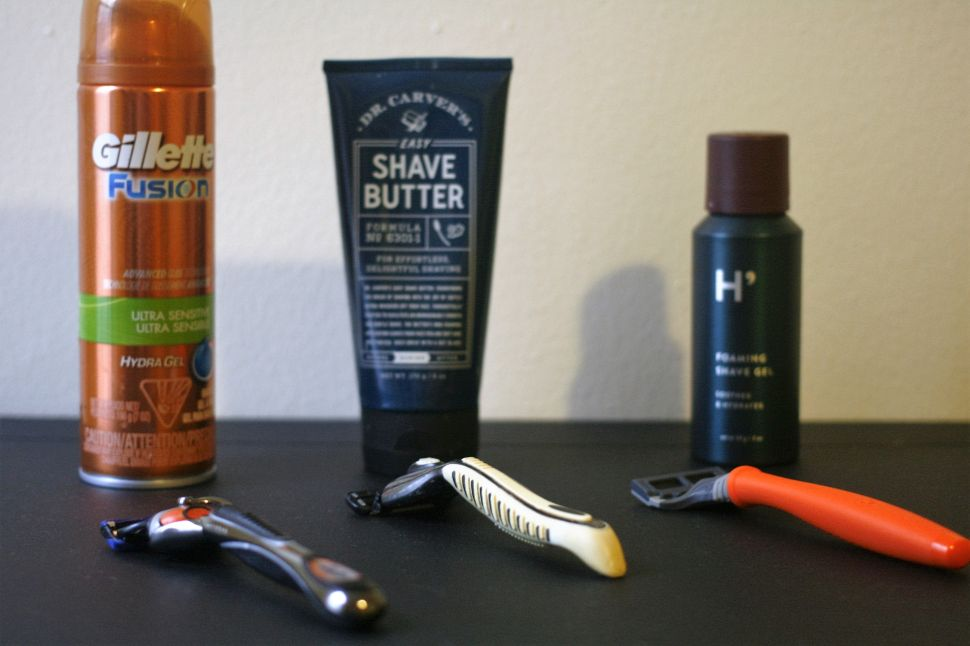 We Tried Dollar Shave Club, Harry's and Gillette—One Was Clearly the Best