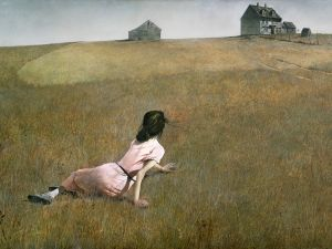 Christina's World, by Andrew Wyeth (1948).