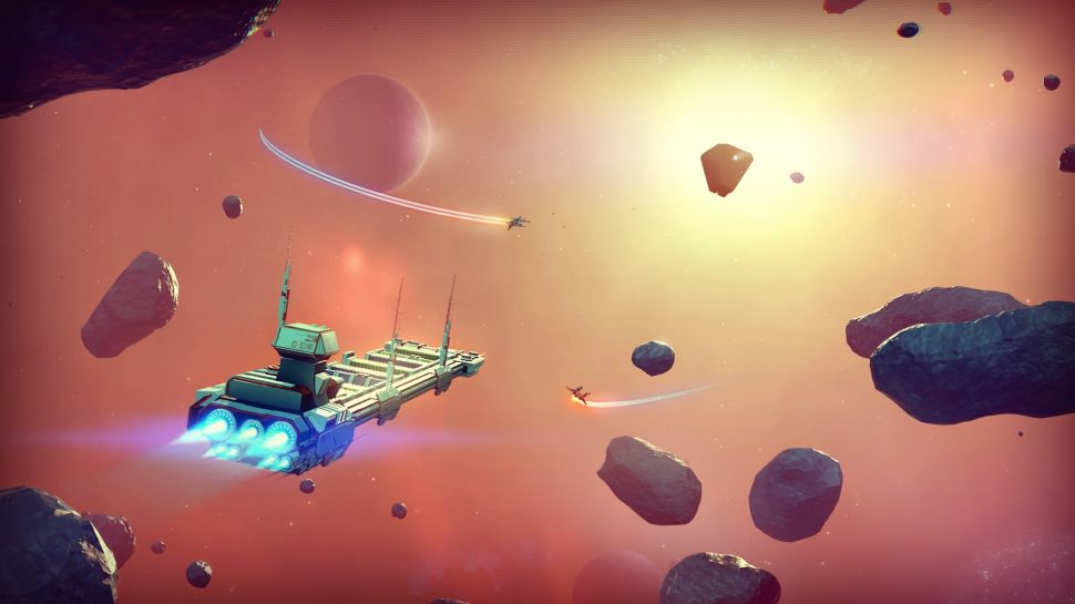 'No Man's Sky' Review: In Space, No One Can Hear You Yawn