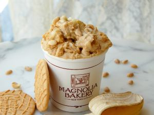 Magnolia Bakery introduced a new flavor in honor of their birthday.