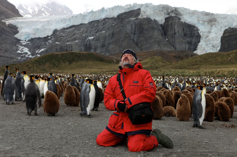 The New Cool Thing? Antarctic Biennale