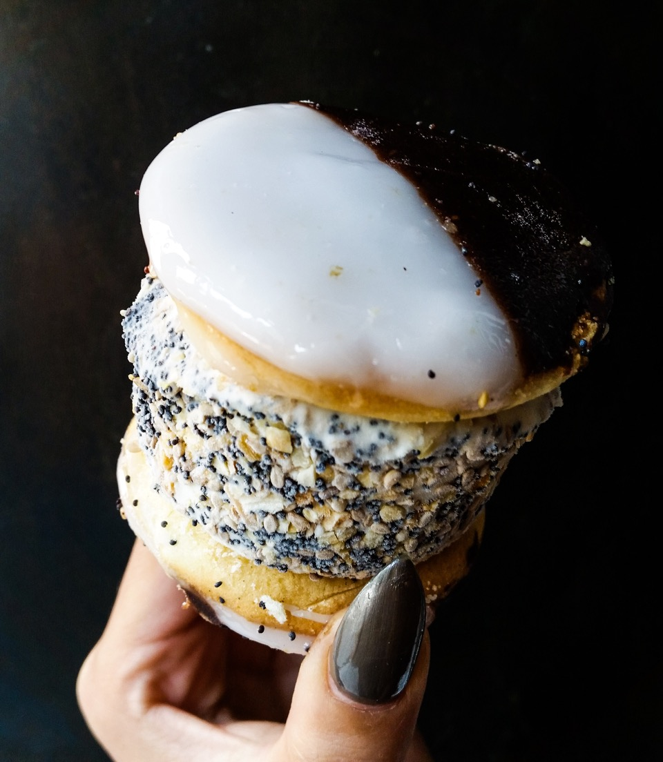 The Iconic Black and White Cookie Gets an Instagram-Ready Makeover