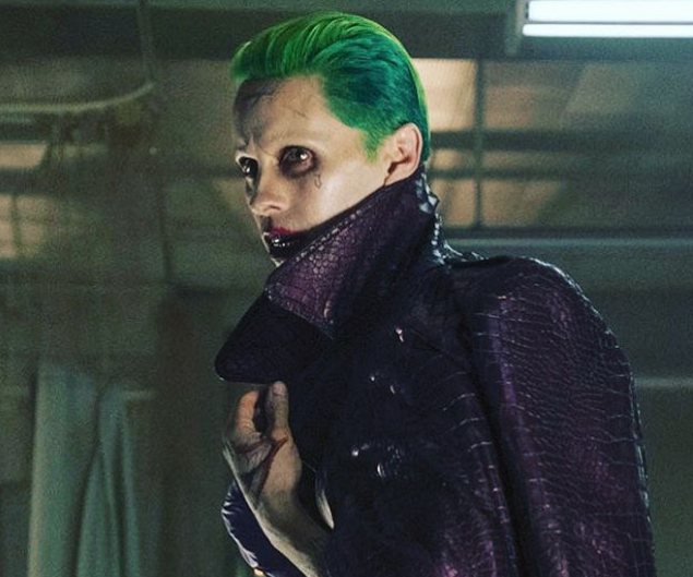 Panic! At The Disco Lyric or Something Jared Leto's Joker Shouts in 'Suicide Squad'?