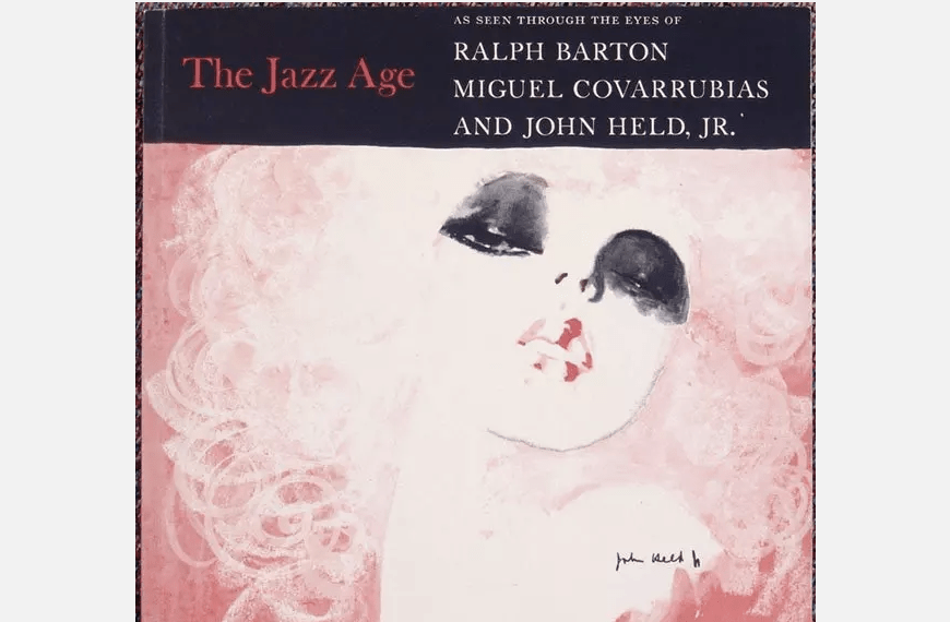The Jazz Age: As Seen Through Illustrator John Held, Jr.'s Eyes