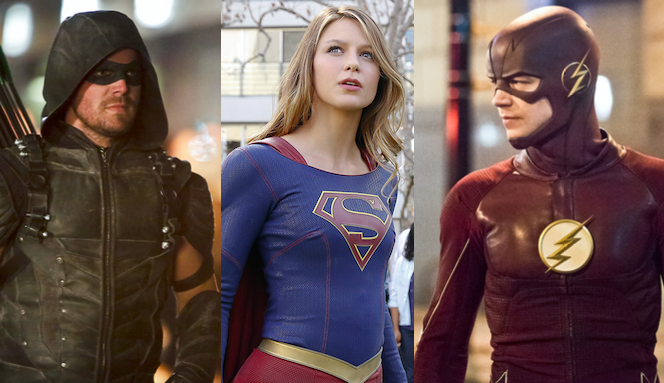 What's Next for 'Arrow', 'The Flash' and 'Supergirl'? Six Things We Just Learned