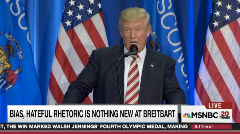 Trump Almost Apologizes for Something in Charlotte, NC