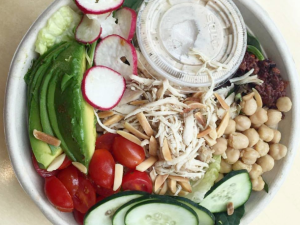 Why spend $12 on a salad when lunch is less than $6 a day with MealPass.