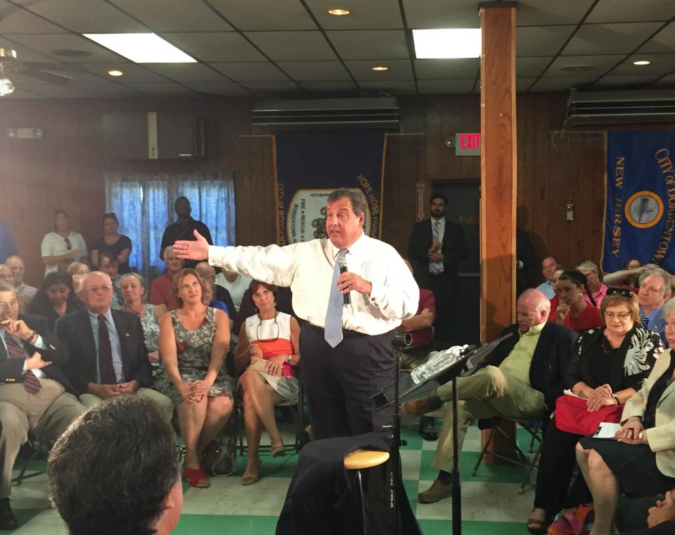 Christie's Official Statement in Aftermath of Bridgegate Verdict