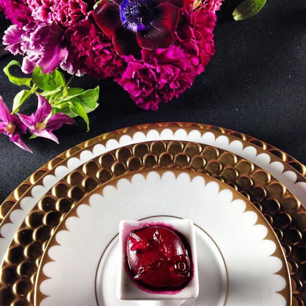 My Go-To for Tableware at Dinner Parties: L'Objet's Aegean Collection