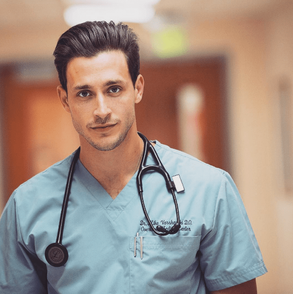 The Hottest Doctor on Instagram Is Giving Free Breast Exams