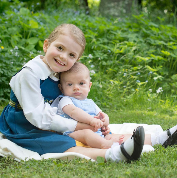 Here Are Five Potential Friends for Prince George