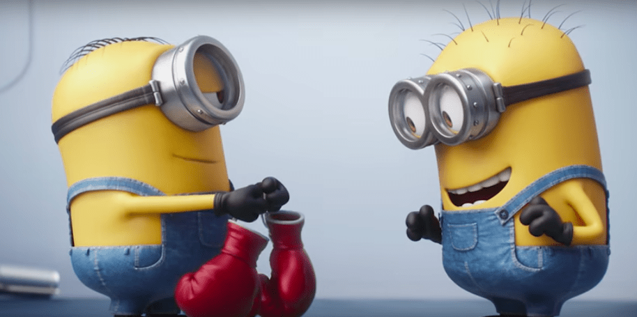 A Quick Word From: A Random Guy Who Woke Up One Day as Leader of the Minions
