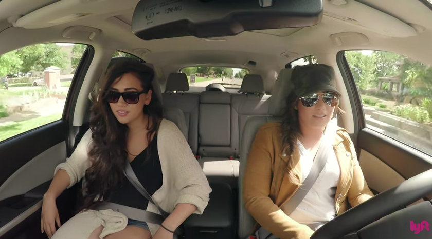 Demi Lovato Went Undercover as a Lyft Driver—And No One Noticed