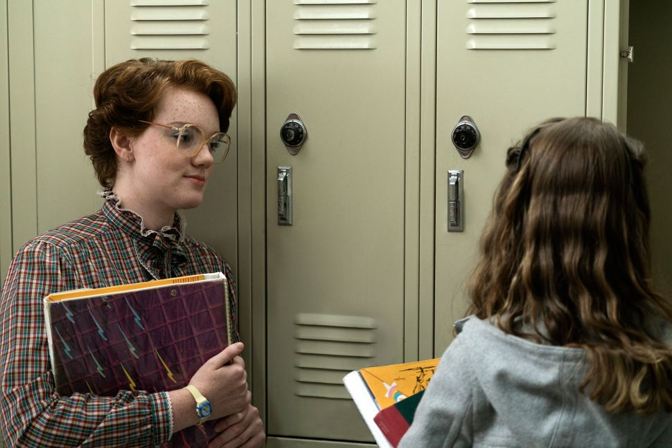'Stranger Things' Star Shannon Purser on Playing Barb, the Internet's New Obsession
