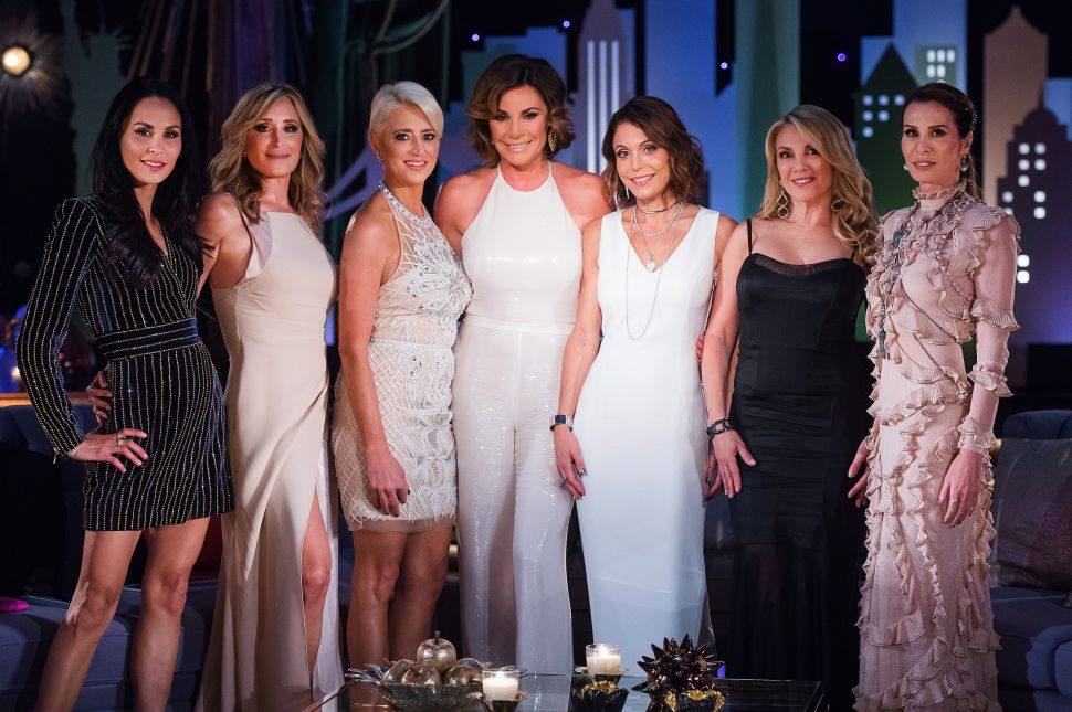 Real Housewives of NYC Reunion Fashion Preview