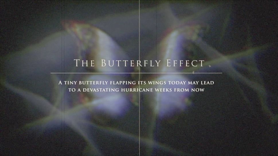 Game Review: My Life as a Frustrating Series of Meaningless Butterfly Effects