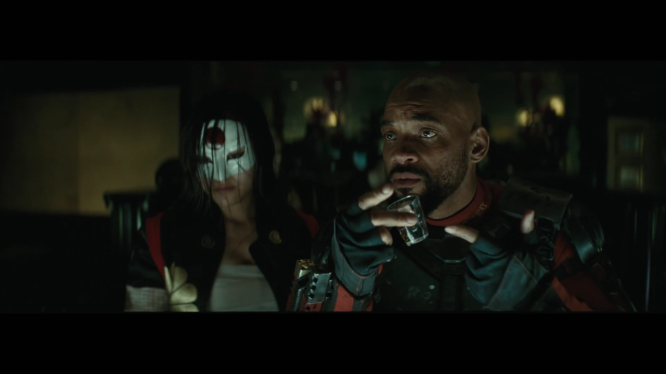 Pop Psych: 'Suicide Squad' Finds Sanity at the Bottom of a Bottle