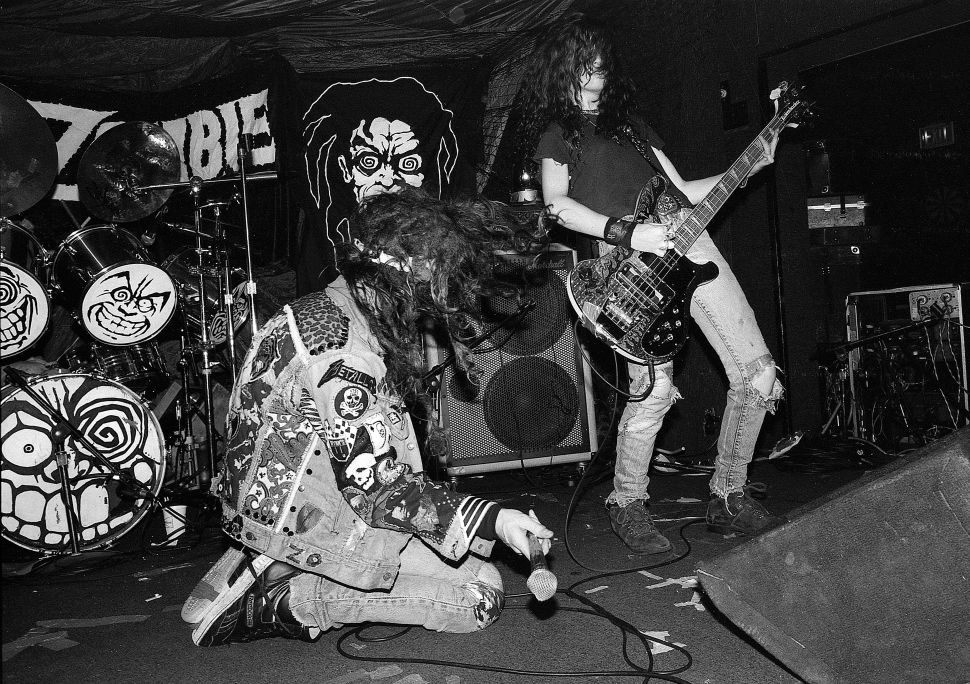 'It Came From NYC' Remembers When White Zombie Ruled Noise Rock (Not Hot Topic)