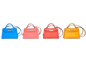 Introducing the Kelly Mini II handbag.
