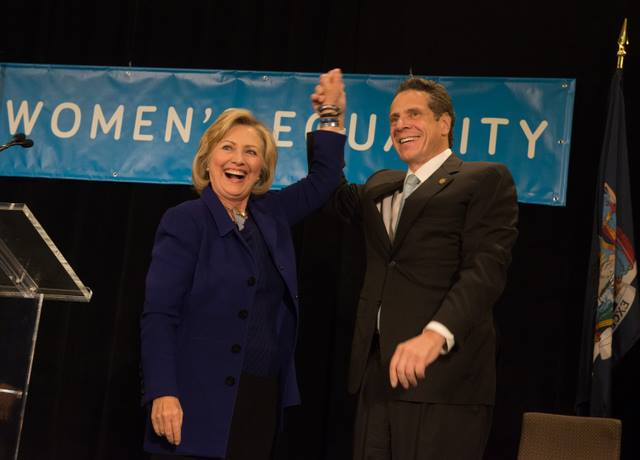 In Manhattan, Cuomo's Women's Equality Party Is Now an Arm of the GOP