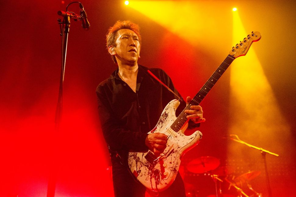 'Kill Bill' Guitarist HOTEI Teams Up With Iggy Pop on 'Strangers'