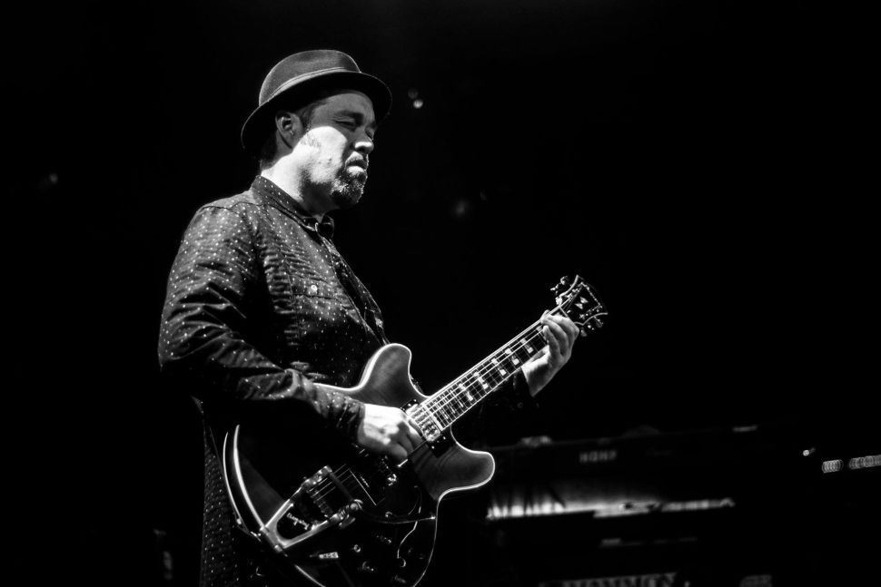 Eric Krasno Makes 'Blood From a Stone' Look Easy on His Inspired Solo Debut