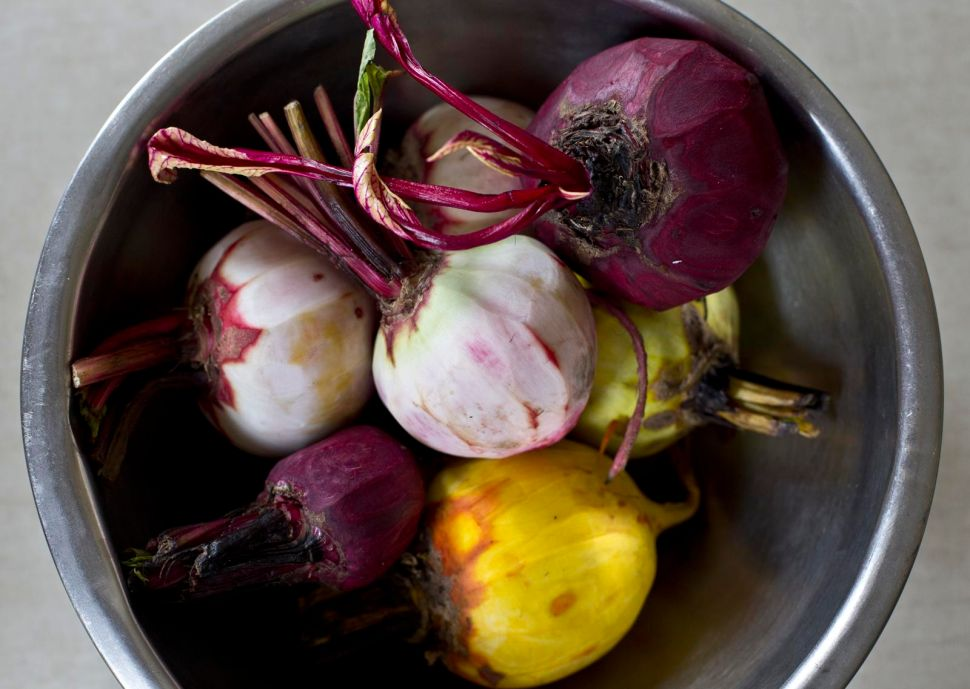 Five Fall Superfoods to Detox Your Body