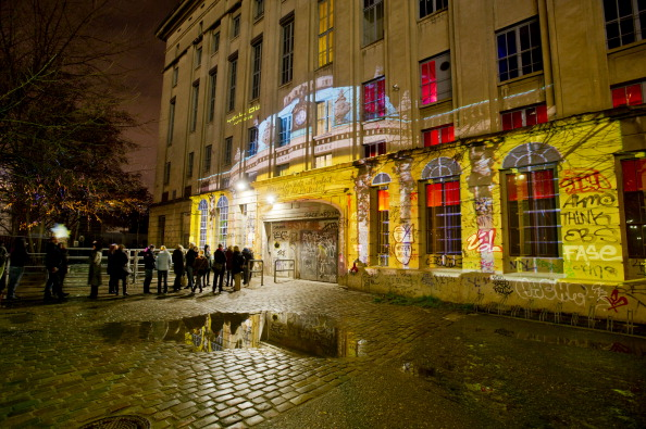 Notorious German Nightclub Now Officially 'High Art'