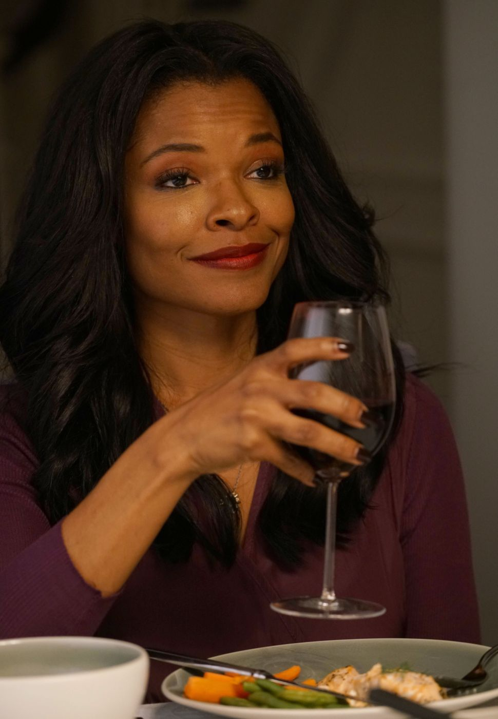 'Lethal Weapon' Star Keesha Sharp on Playing the 'Michelle Obama of Television'