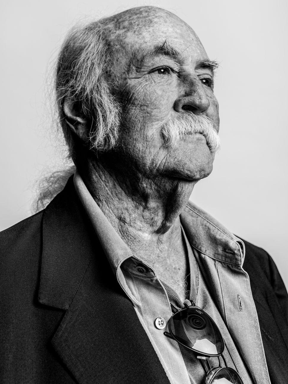 Freed Byrd: David Crosby Reflects on His Career on New Solo Album