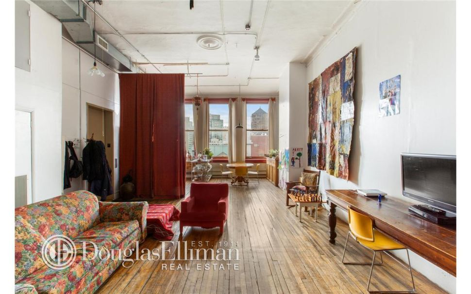 Artist Reaps $4.5M Profit From Soho Loft