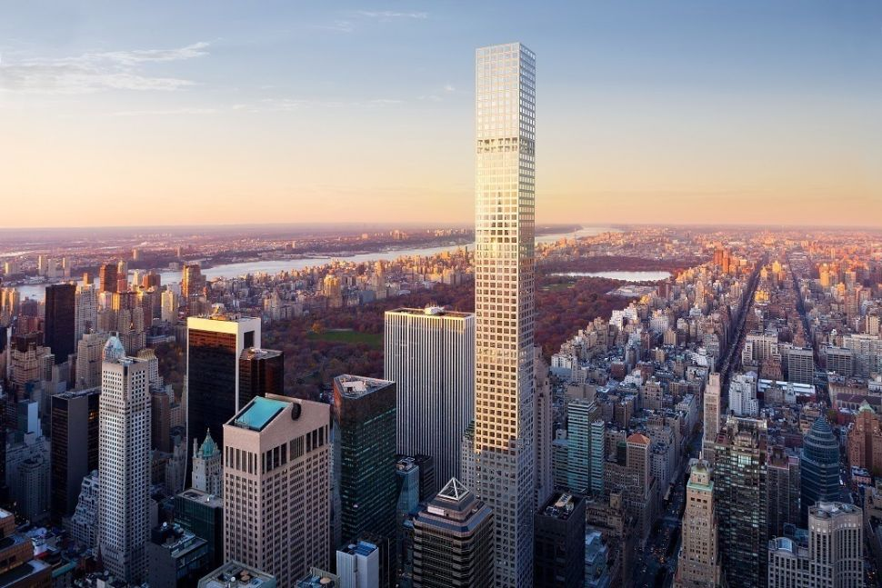The Penthouse at 432 Park Just Sold for $87.66 Million