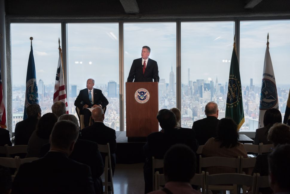 Federal Government Returns to One World Trade Center