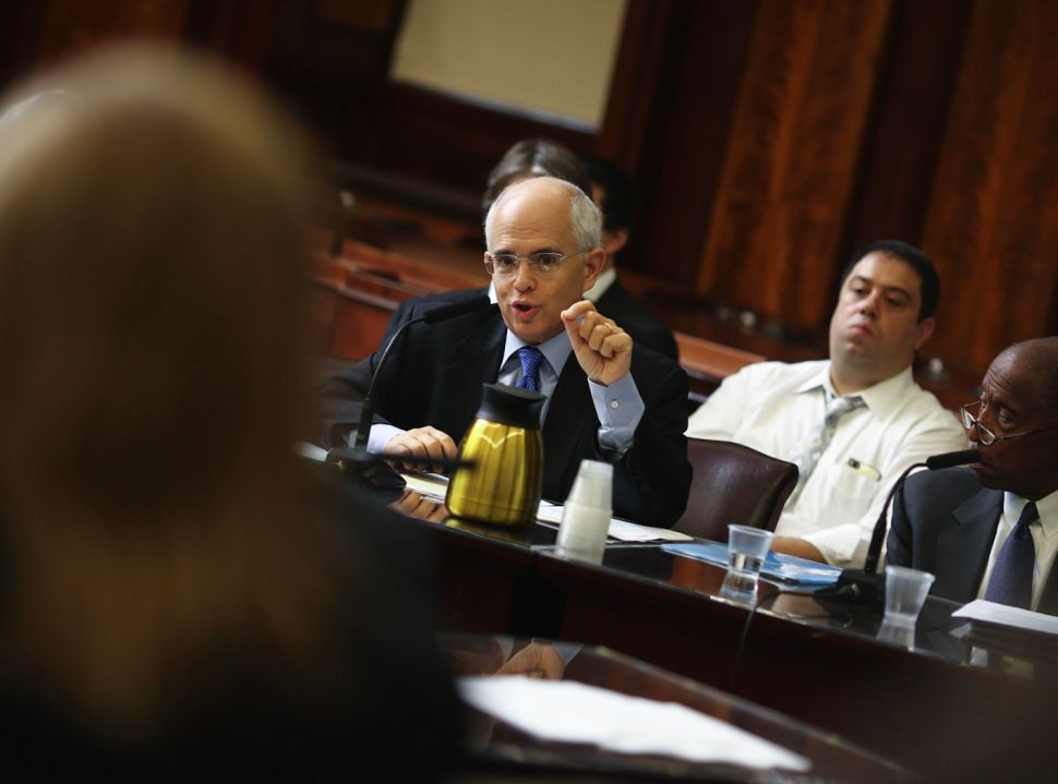 Rivington Hearing Ends With Council and Mayor's Office Accusing Each Other of Lying